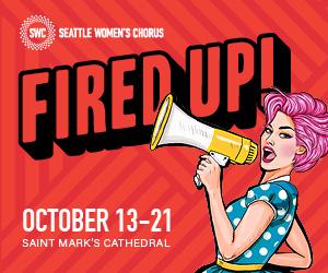 Seattle Women's Chorus Fired Up