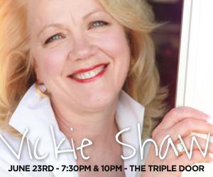 Vicki Shaw Triple Door