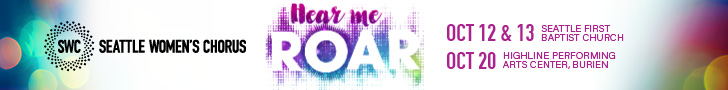 Seattle Women's Chorus Hear Me Roar
